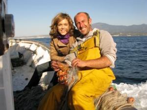 Pêche à l'araignée de mer - Andalousie