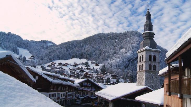Rediffusion La Haute Savoie, Le Massif des Aravis - 26 décembre