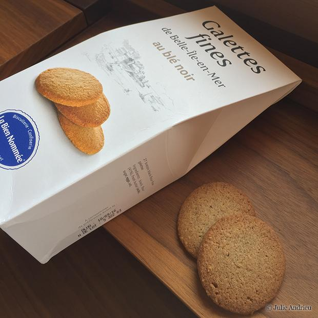 Des petites galettes sablées 100% françaises !