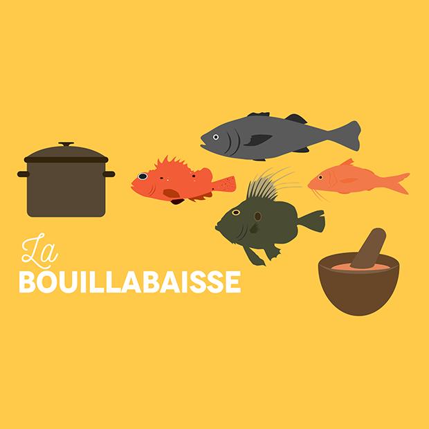 BOUILLABAISSE A LA CARTE ! - 19 novembre 2016