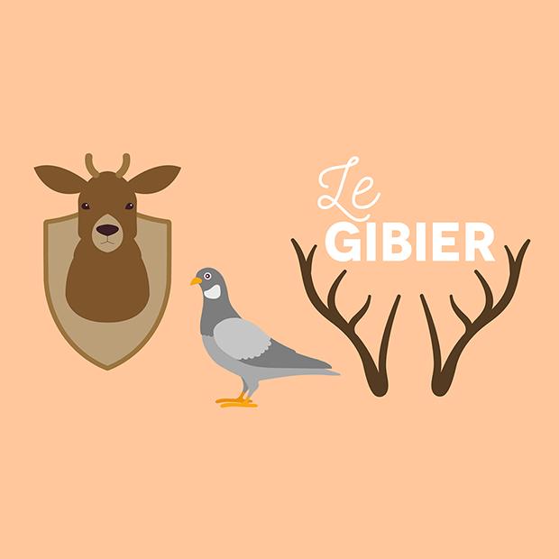 LE GIBIER A LA CARTE - 31.12.2016