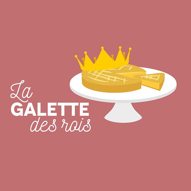 LA GALETTE DES ROIS - 07.01.2017