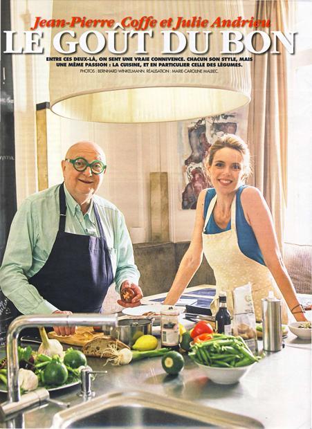 Le goût du bon - JP Coffe et Julie Andrieu