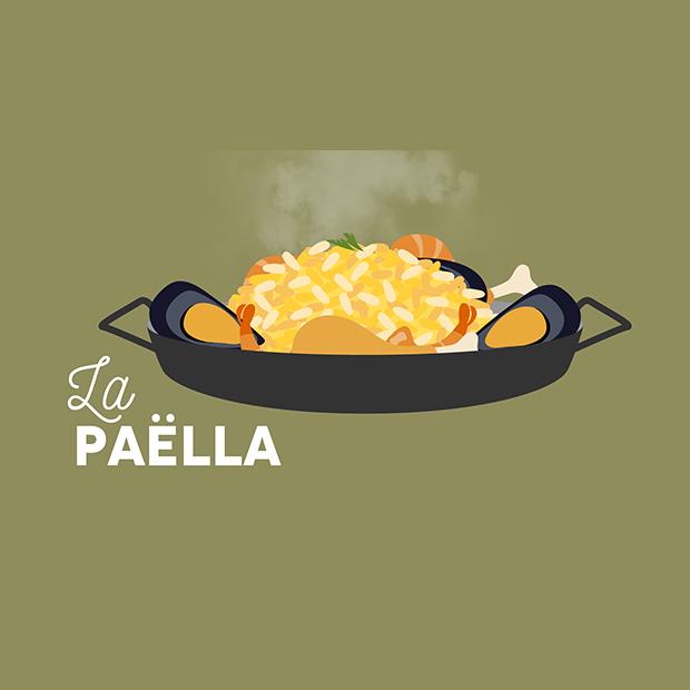 PAELLA A LA CARTE! - 29 avril 2017