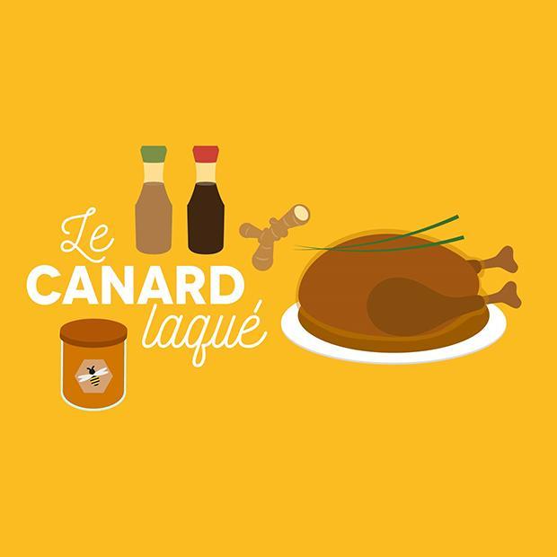 LE CANARD LAQUÉ - 14 octobre 2017