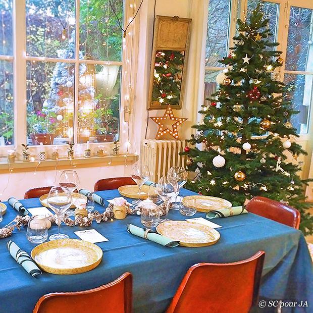 Menu de Noël