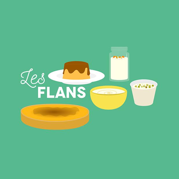 FLANS À LA CARTE ! - samedi 17 février 2018
