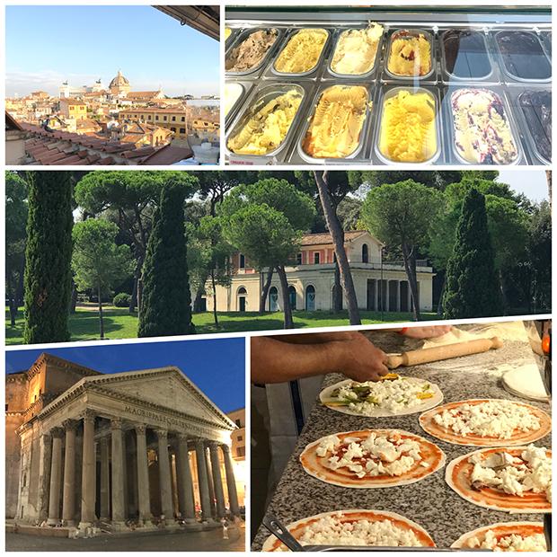 Mes 4 balades « coups de cœur » à Rome