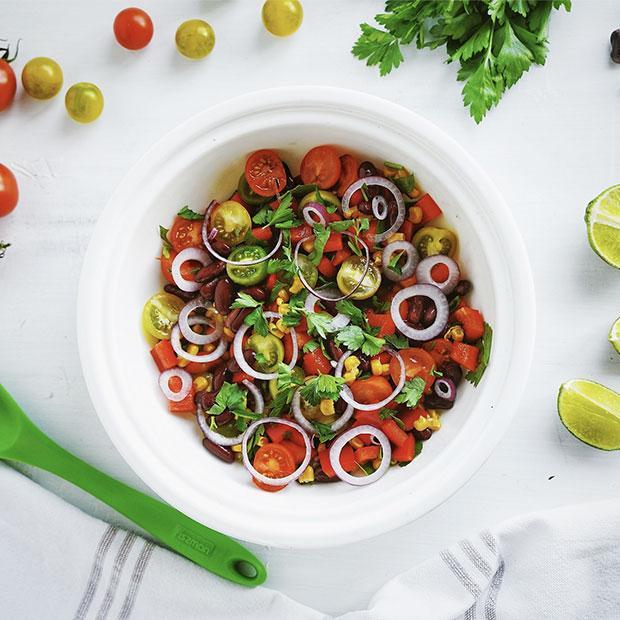 Mes salades gourmandes pour célébrer la douceur des beaux jours
