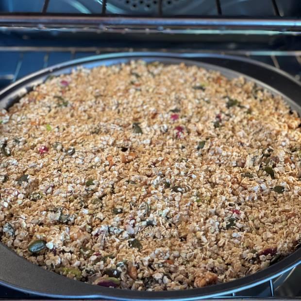 Le granola, pour une rentrée en forme !