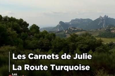 LA ROUTE TURQUOISE - samedi 15 février 2020