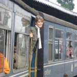 Julie Andrieu - Toy Train en Inde