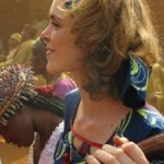 Julie Andrieu - Cameroun