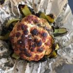 Chou-fleur rôti au restaurant Miznon