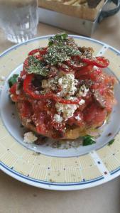 Salade crétoise de Julie