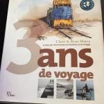 Livre 3 ans de voyage - Claire & Reno Marca