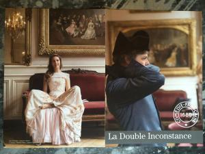 Affiche La Double Inconstance de Marivaux
