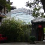 Retour en Chine