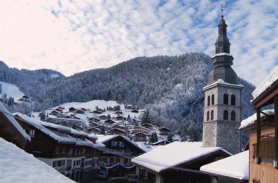 Rediffusion La Haute Savoie, Le Massif des Aravis – 26 décembre