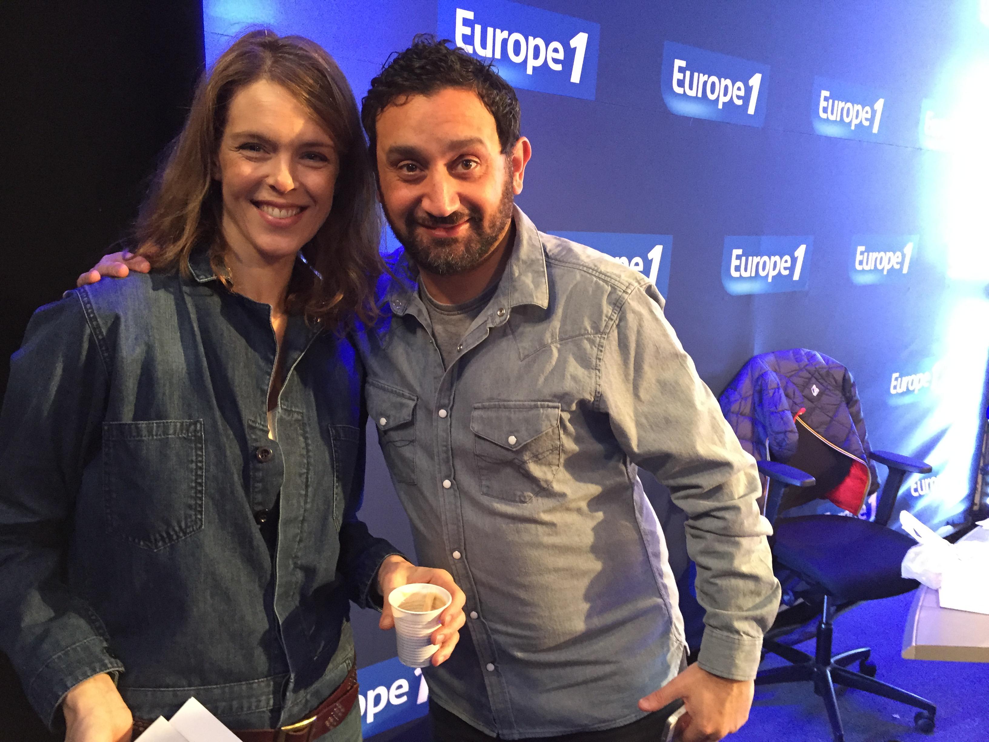 Les pieds dans le plat avec Julie Andrieu – Europe 1