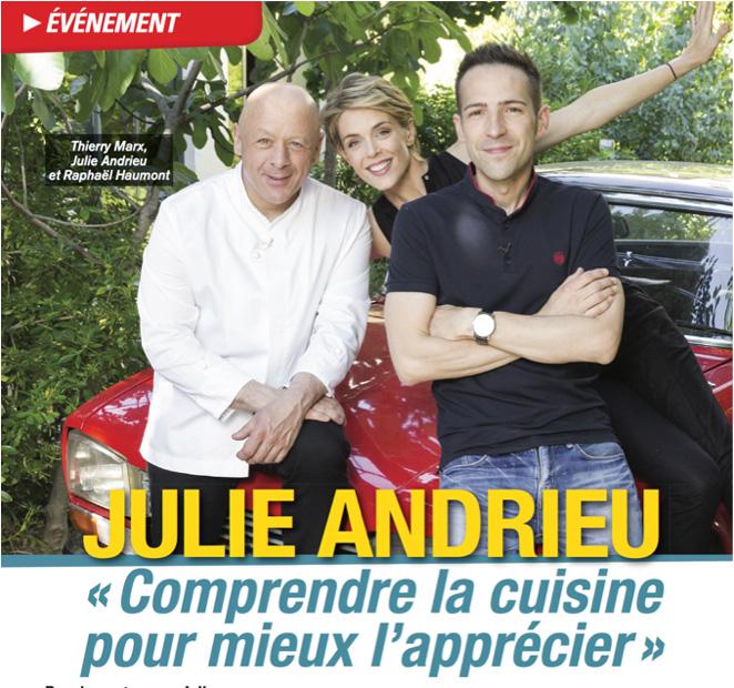 Comprendre la cuisine pour mieux l'apprécier – Télé Magazine
