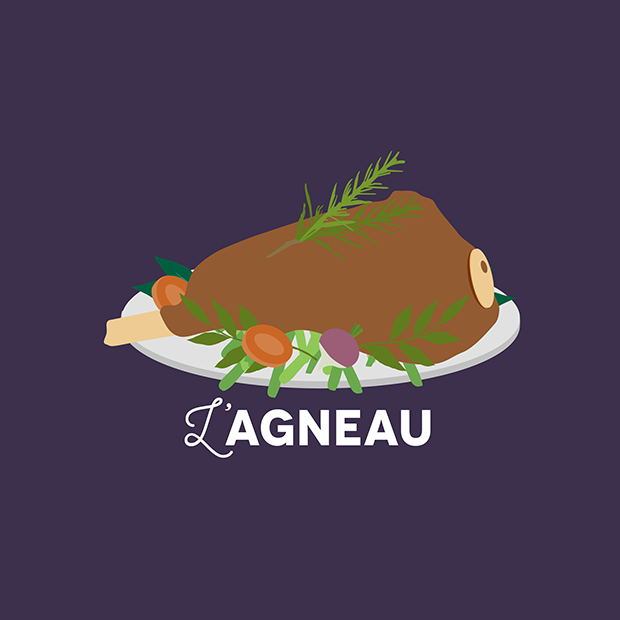 AGNEAU A LA CARTE – 16 avril 2017