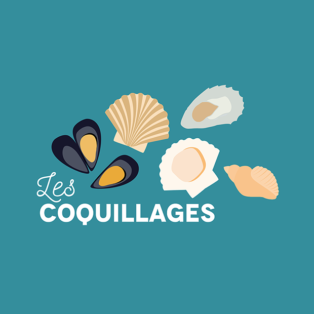 COQUILLAGES A LA CARTE - 1 avril 2017