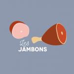 presentation jambon CDJ