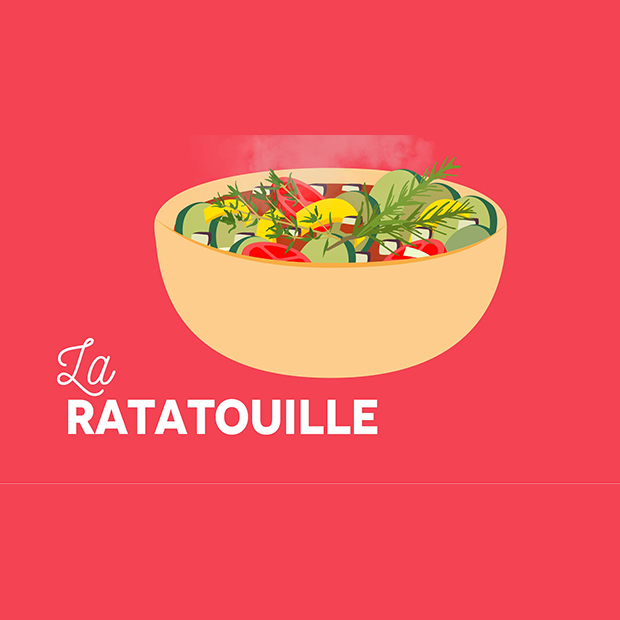 RATATOUILLE A LA CARTE – 3 juin 2017