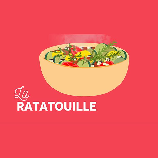 RATATOUILLE A LA CARTE – 3 juin 2017