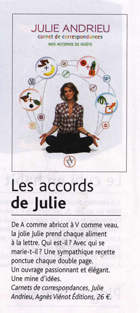 Les accords de Julie