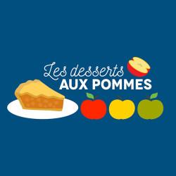LES DESSERTS AUX POMMES – samedi 20 janvier 2018
