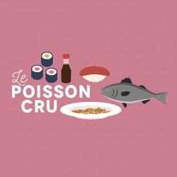 CUISINER LE POISSON CRU – samedi 6 janvier 2018