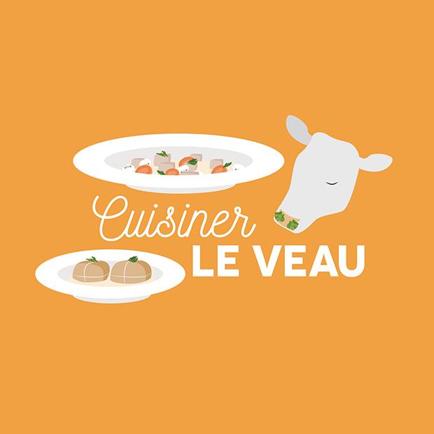 CUISINER LE VEAU – samedi 27 janvier 2018