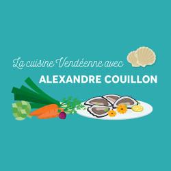 LA CUISINE VENDÉENNE AVEC ALEXANDRE COUILLON – samedi 28 avril 2018