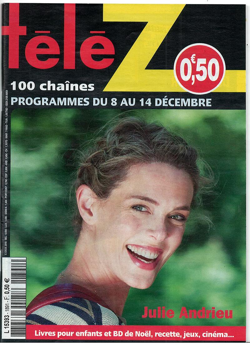 TELE Z – «La vie de château» – 8 décembre 2018