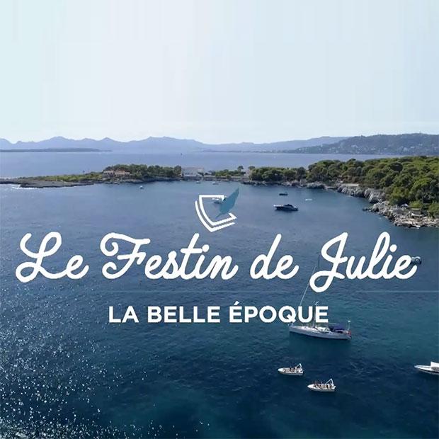 LE FESTIN DE JULIE DE LA BELLE EPOQUE – mercredi 6 novembre 2019